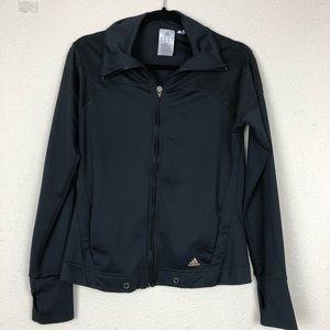 Adidas Black Full Zip Jacket